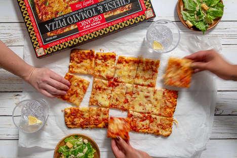 Family-Size Organic Pizzas