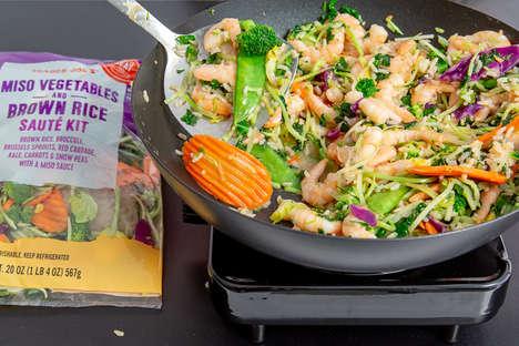 Miso Veggie Meal Kits