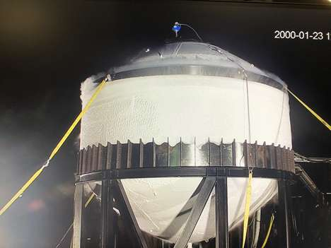 Spacecraft Pressure Tests