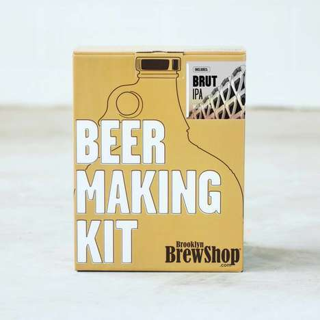 Bone-Dry Beer-Making Kits