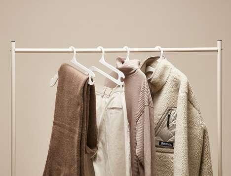 Organizing Omni-Garment Hangers