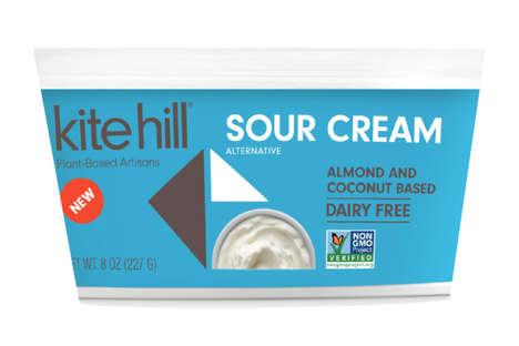 Plant-Powered Sour Creams
