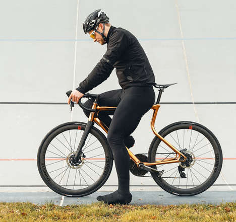 High-End 3D-Printed Bicycles