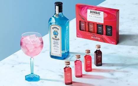 Color-Changing Liqueur Packs