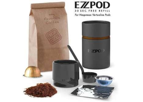 Coffee Pod Refilling Kits