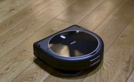 Intuitive Quad-Cleaning Robots