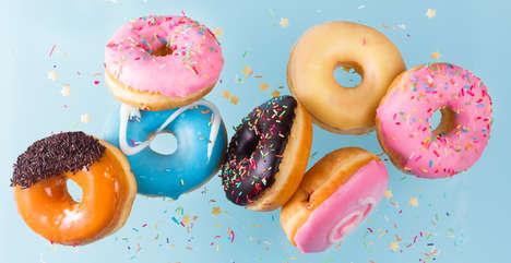 Romantic Donut Assortments