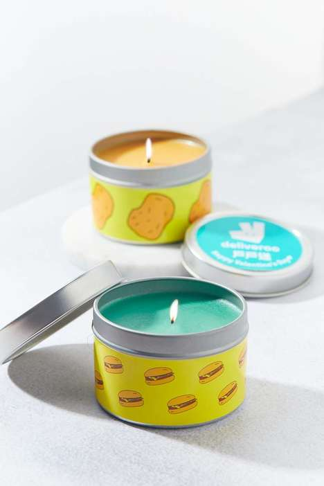 Complimentary Candle Delivery Promotions