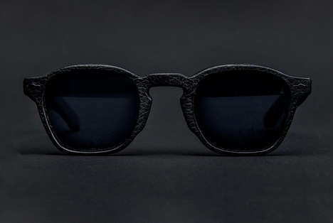 Opulent Small-Batch Sunglasses