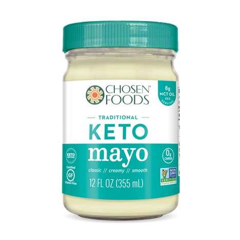 Keto-Friendly Mayo Condiments