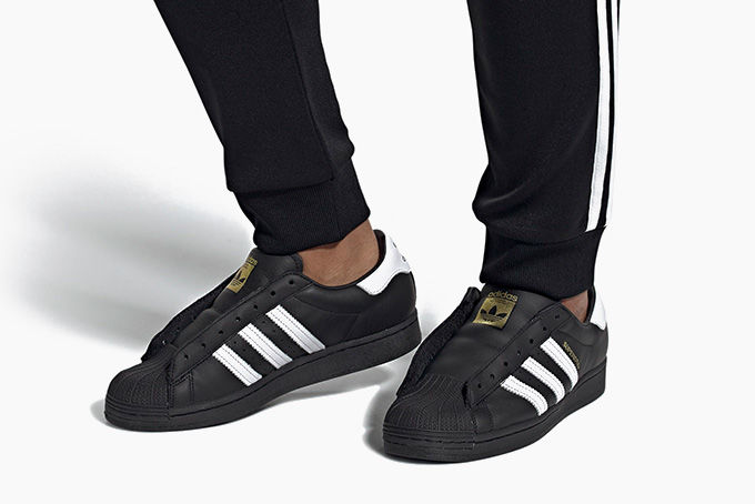 Hip-Hop Trio-Honoring Sneakers : Adidas