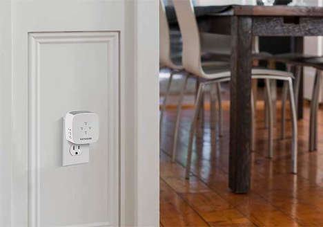 Discreet Living Space Routers