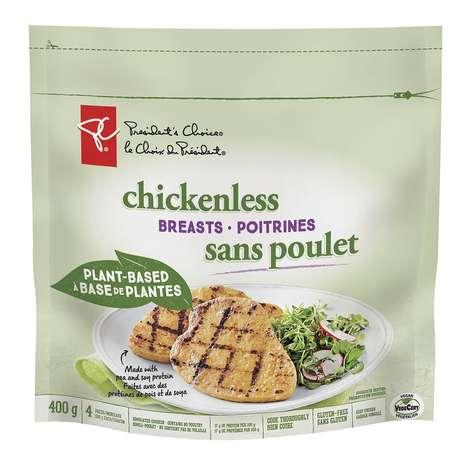 Premium Plant-Based Foods