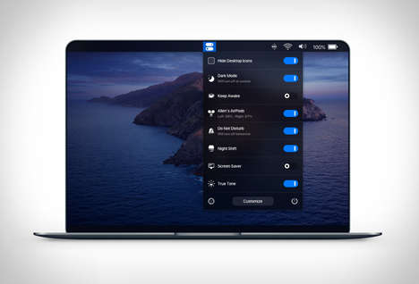 Quick-Launch Productivity Apps