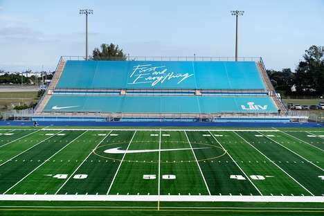 Eco-Conscious Football Stadiums