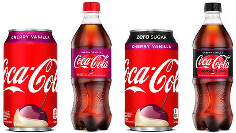 Demand-Driven Soda Flavors