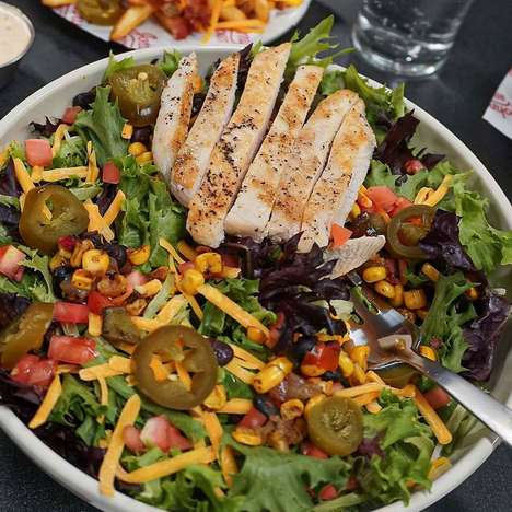 Smokey Chipotle Salads