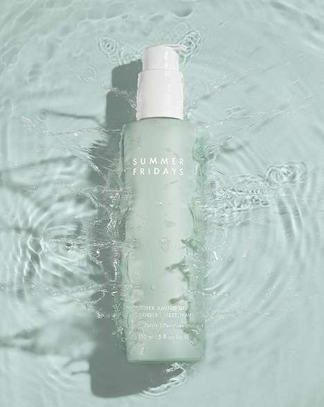 pH-Balancing Cleansers