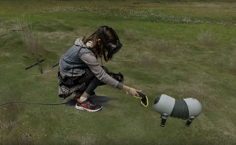 Next-Gen VR Gaming Software