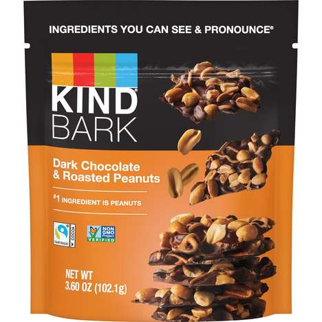 Nutritious Chocolate Bark Snacks