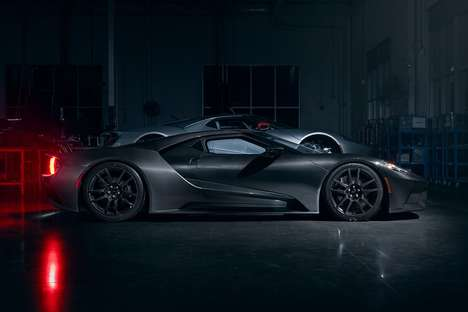 Liquid Carbon Sports Cars