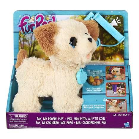 Adorable Plush Dog Pets