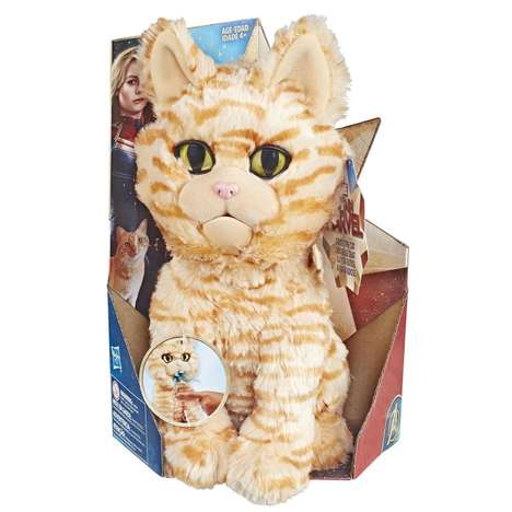 Superhero-Themed Cat Toys