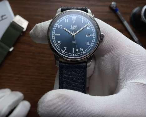 Minimalist Field Watch Designs