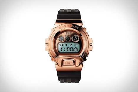 Rose Gold Activewear Watches