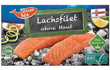 GMO-Free Salmon Products