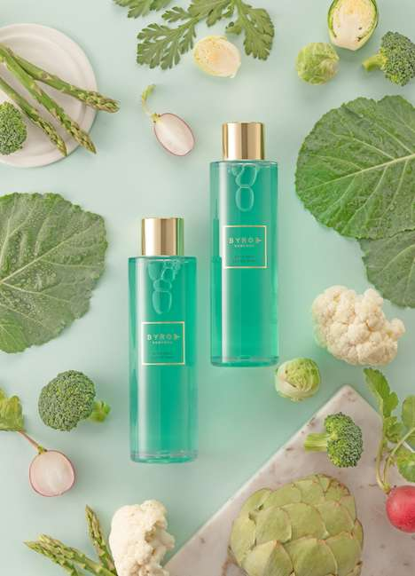 Veggie-Rich Hydrating Toners