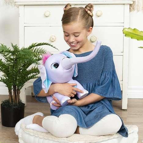 Interactive Baby Elephant Toys