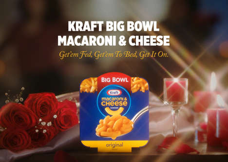Romantic Macaroni Promotions