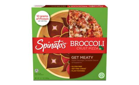 Expanded Broccoli Pizza Products