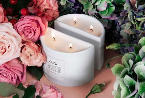 Mix-and-Match Semi-Circle Candles