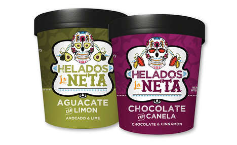 Mexican Ice Cream Collections