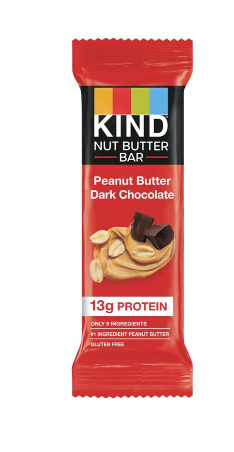 Refrigerated Nut Butter Bars