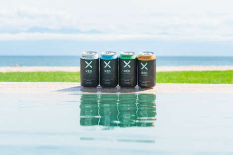 Canned Low-Calorie Cocktails