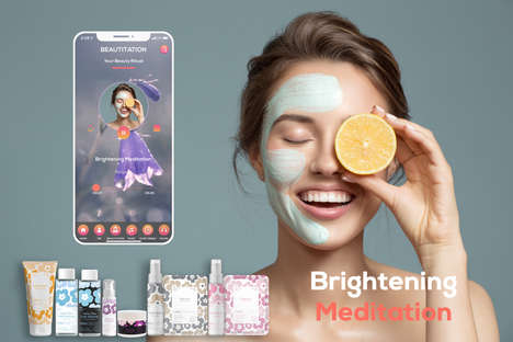 Beauty-Focused Meditation Apps