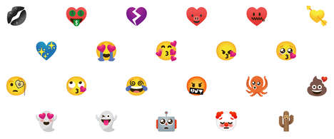 Emoji Hybrid Stickers