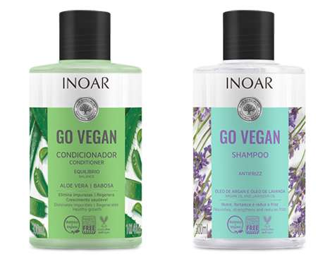 Botanically Infused Vegan Haircare
