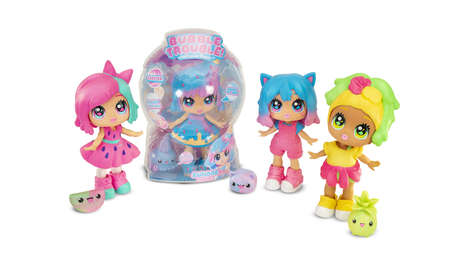 Squeezable Scented Dolls