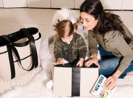 Charitable Versatile Diaper Bags