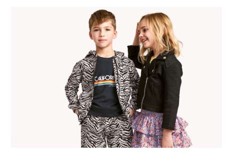 Tech-Focused Eco Kidswear