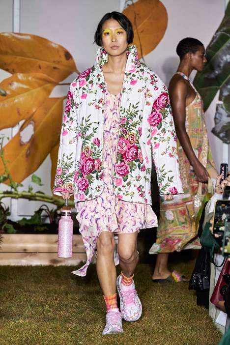Whimsical Sustainable Runways