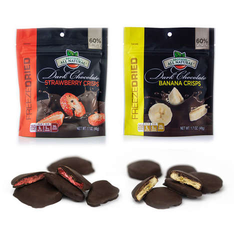 Freeze-Dried Fruit Crisps