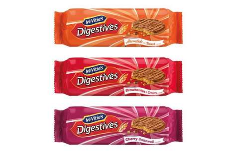 Patriotic British Biscuit Flavors