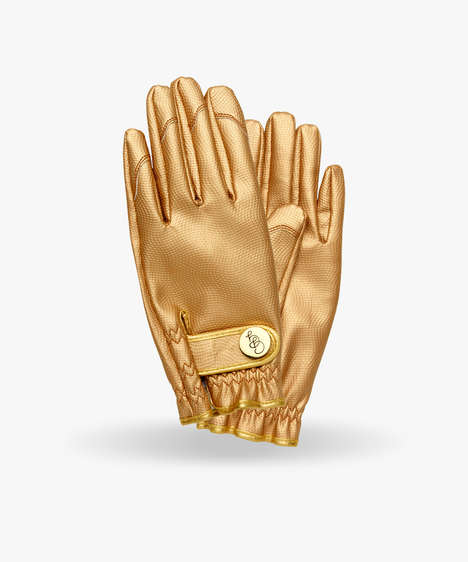 Luxe Gardening Gloves