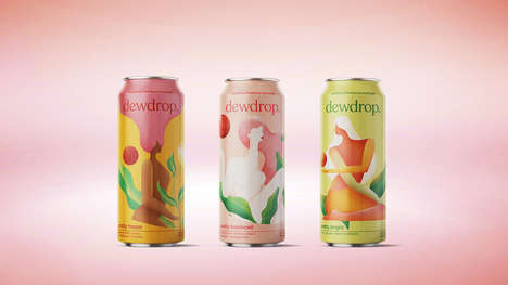 Sparkling Adaptogenic Drinks
