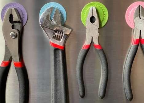 Heavy-Duty Magnetic Tool Holders